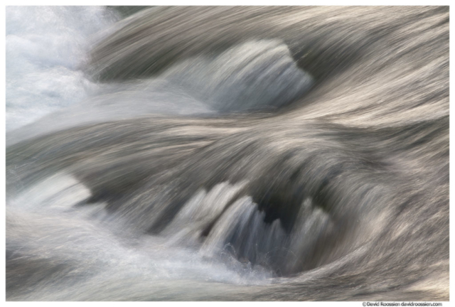 Dosewallips River Rapids, Brinnon, Olympic National Park, Washington State, Winter 2015