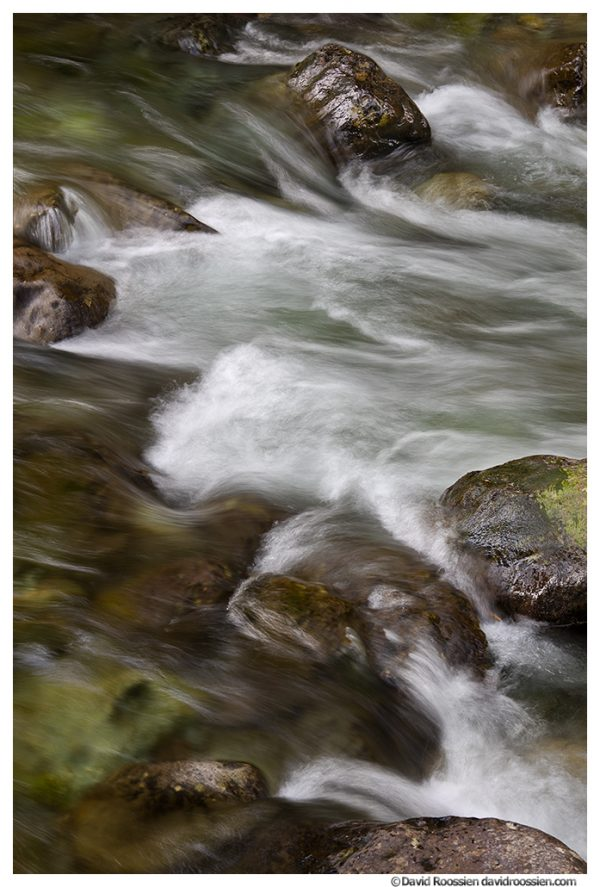Box Canyon Creek, Snoqualmie Pass, Washington State, Summer 2016