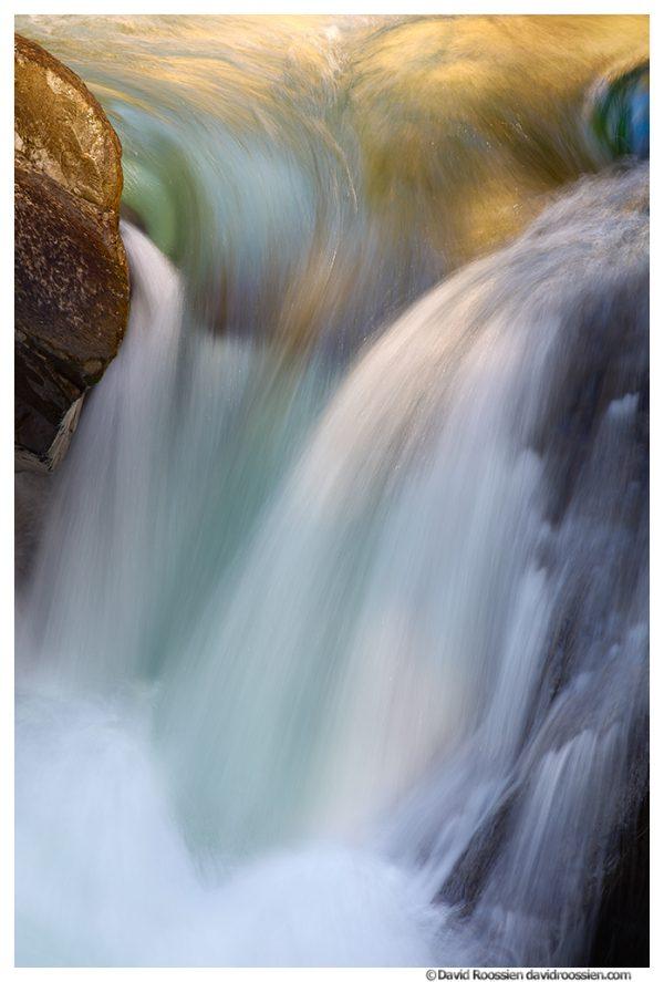 Fantastic Falls, Mount Si, North Fork Snoqualmie River, Washington State, Summer 2016