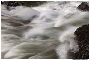 Torrent, North Fork Snoqualmie River, North Bend, Washington State, Fall 2016