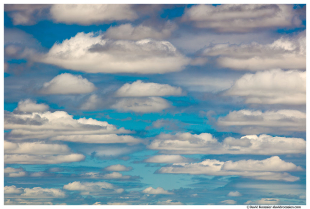 Clouds Traveling Over Palouse, Colfax, Washington State
