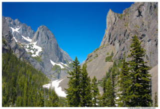 Mount Constance, Inner Constance, Avalanche Canyon, Olympic National Park, Brinnon Washington, Summer 2017