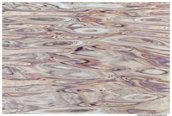 Circulating Reflections #1, Green River, Utah, Spring 2014