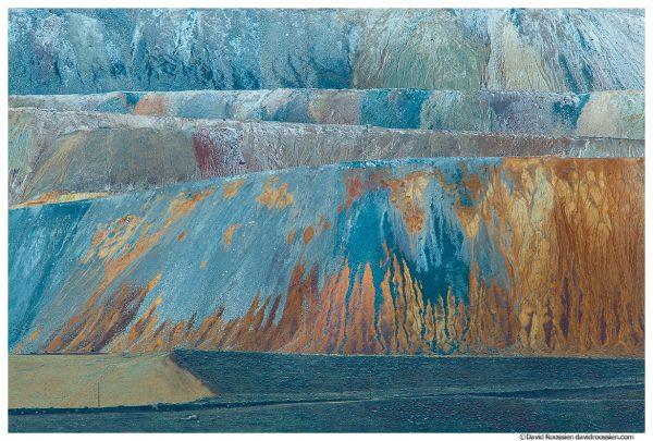 Kennecott Copper Mine, Salt Lake City, Utah, Winter 2014