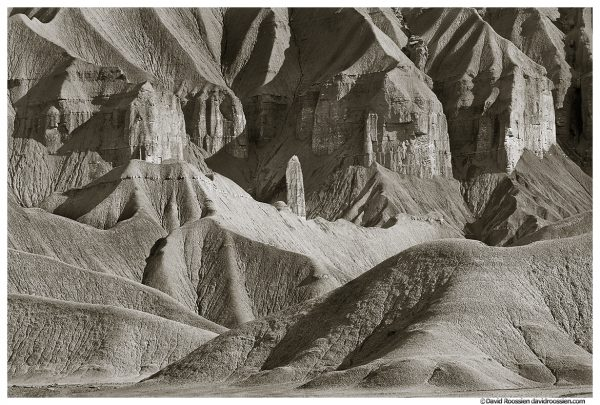 Sandstone Cliffs, Hanksville, Capitol Reef National Park, Utah, Spring 2014