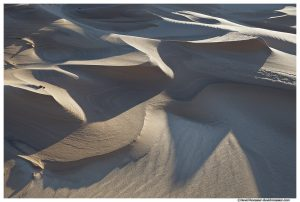 Sand Shadows, Silver Lake Sand Dunes, Oceana County, Lake Michigan