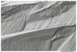Collapsing Dune, Silver Lake Sand Dunes, Oceana County, Lake Michigan