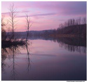 Twilight, Millenium Park, Walker, Michigan