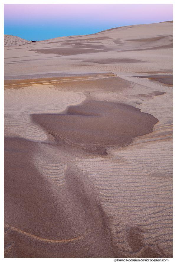 Twilight Dune, Oceana County, Lake Michigan