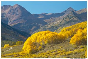 Gunsight Pass, Crested Butte, Colorado