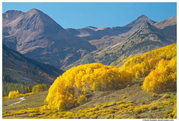 Gunsight Pass, Crested Butte, Colorado