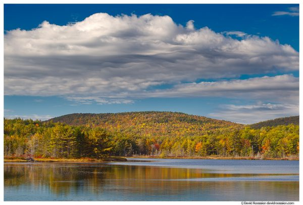 Witches Hole Pond, Acadia National Park, Maine