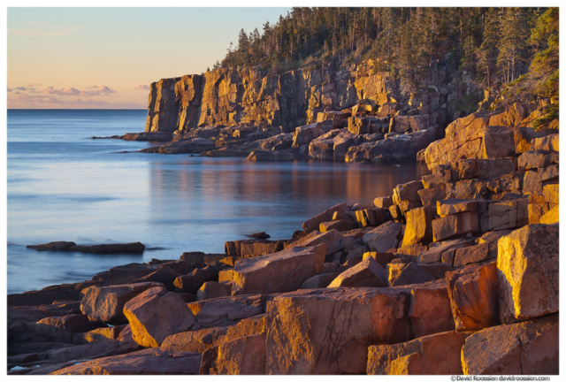 Otter Cliffs, Acadia National Park, Maine