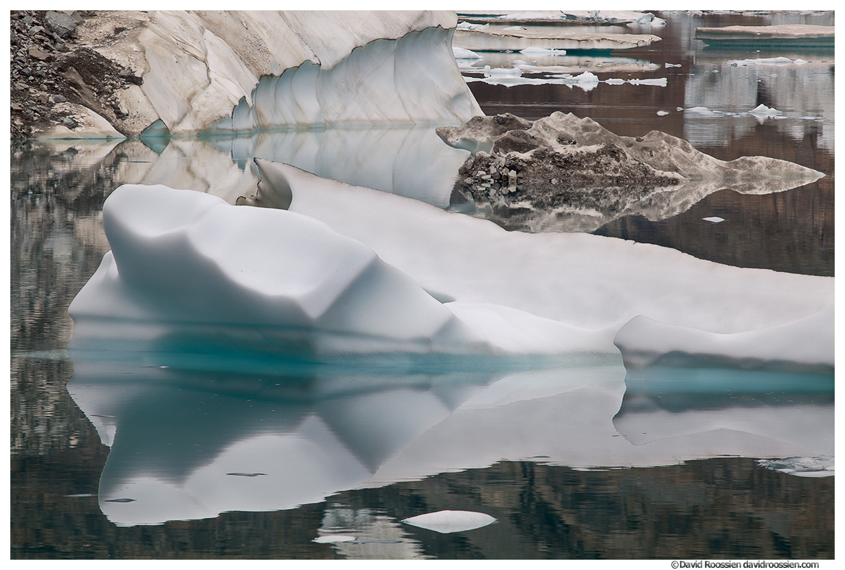 Iceberg Lake, Many Glacier, Glacier National Park, Montana