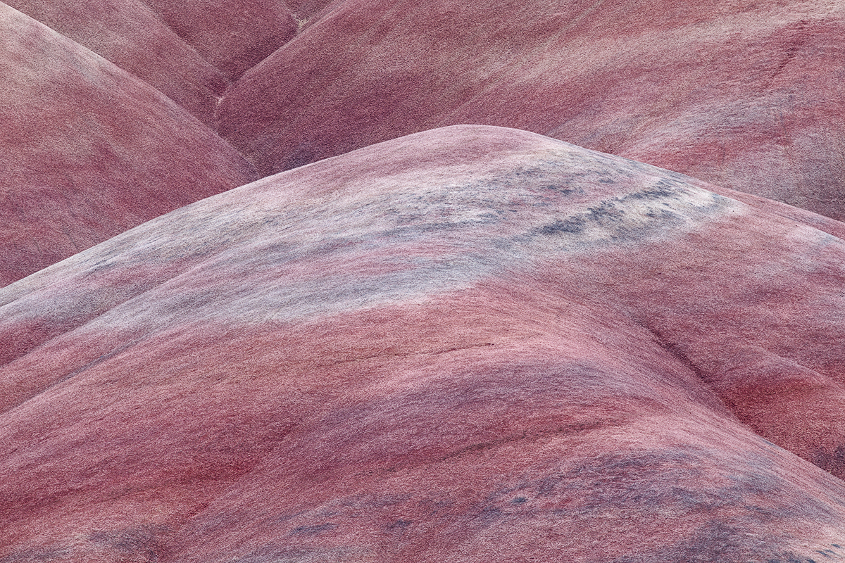 Pink Painted Hill, Oregon