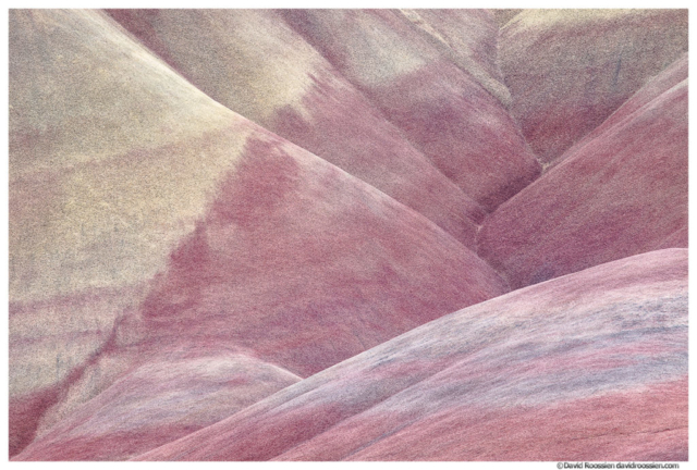 Pastel Painted Hills, Oregon