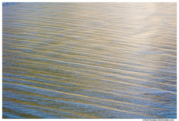 Rippled Reflection, Ruby Beach, Olympic National Park